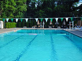 BELLEVUE POOL CHAISES