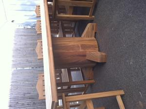 Click to view album: Custom Teak and Refinished Teak